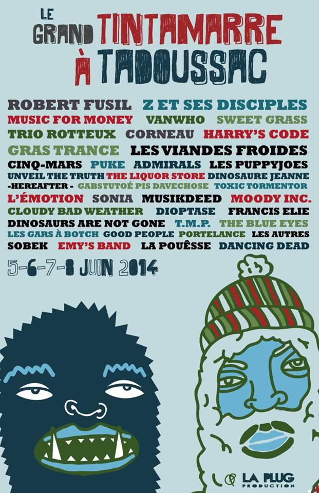 Grand, Tintamarre, Tadoussac, Band, Juin, Festival,